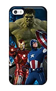 Evelyn C. Wingfield's Shop Hot Protection Case For Iphone 5/5s / Case Cover For Iphone(avengers)