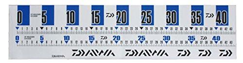 ダイワ(Daiwa) CPメジャーステッカー ブルー 925914の商品画像