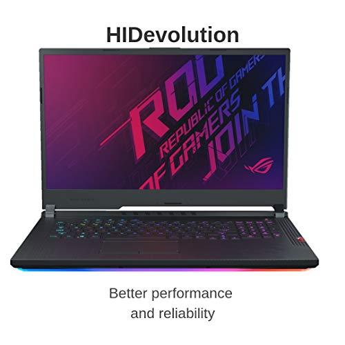Compare HIDevolution ASUS ROG Hero III G731GV (G731GV-DB74-HID1-US) vs other laptops