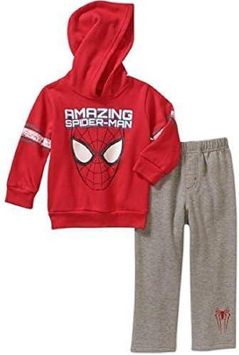 Spiderman Toddler Boy Fleece Hoodie and Pants Set (24mo)