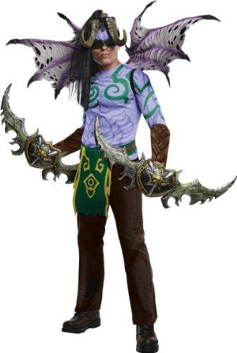 World Of Warcraft Adult Illidan Set