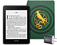 Kindle Paperwhite Bundle including Kindle Paperwhite - Wifi, Amazon exclusive The Ballad of Songbirds and Snak