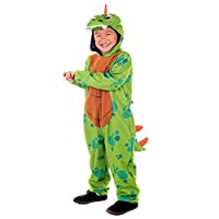 Kids Animal Costumes Childrens Cute Tiger Dinosaur Boys & Girls Outfits