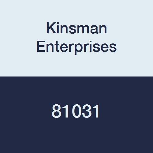 Kinsman Enterprises 81031 Amputee Padded Cushion, Right Extension, 18
