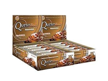 Quête Nutrition - Cinnamon Roll - (2 pack)