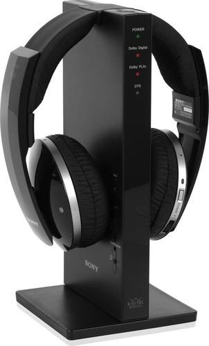 NEW Sony MDR-DS6500 Premium Wireless Surround Digital Audio Headphones (MDRDS6500) by Parrot