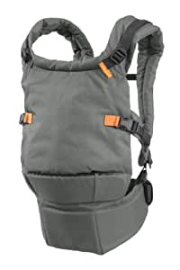 Infantino Union Ergonomic Carrier, Gray (Discontinued by Manufacturer)