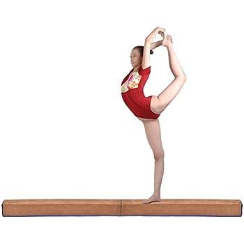 amazon com xtek gym 6ft sectional balance beam extra long floor