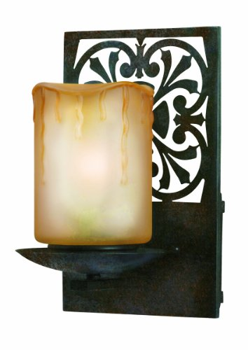 11.25' Outdoor Wall (World Imports 9026-89 Adelaide Collection Wall-Mount Outdoor Sconce, Bronze)