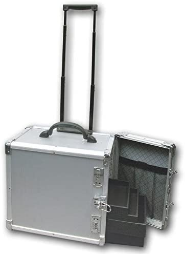 Deluxe Carrying Case Kit Jewelry Display