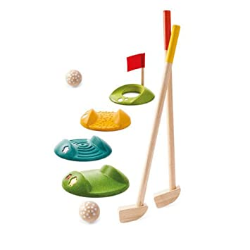 PlanToys-0568300 Mini Golf (5683)