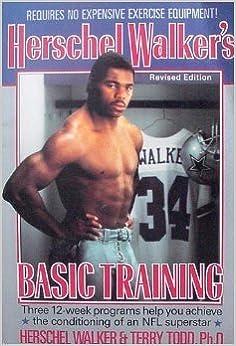 Utgivningsdatum: många stilar snygg Herschel Walker's Basic Training: Herschel Walker: 8601422516456 ...