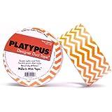 """TANGO CHEVRON Platypus Designer Duct Tape 1.88"""" x 30'"""