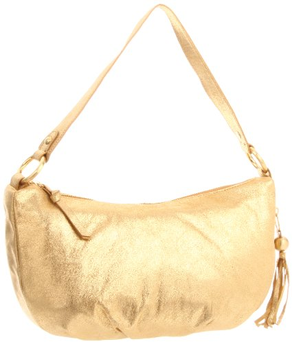 Hobo  Phoebe SU-54302GLD Hobo,Gold,One Size, Bags Central
