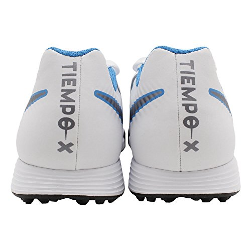 legendx Blue Adult 7 White Football Boots White Sole nbsp;Academy Nike TIEMPO TF TwxRqStO