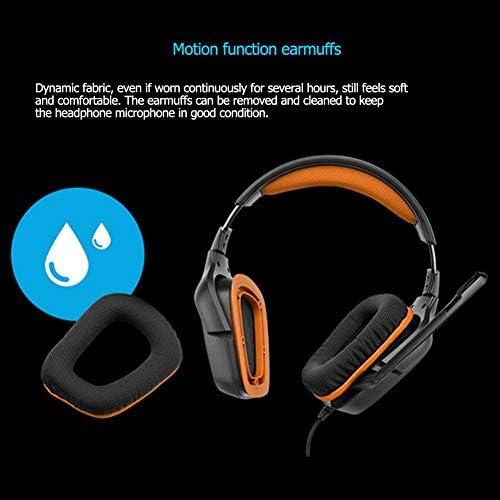 Cuffie da gioco con microfono pieghevole per PS4 Xbox One NS Logitech G231 Prodigy