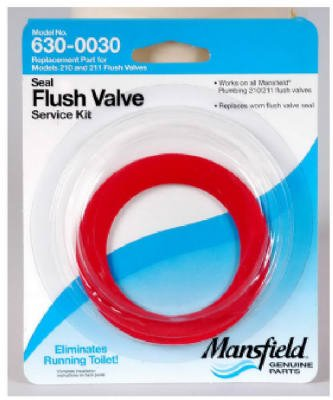 Mansfield Plumbing Products 0030 Flush Valve Service Pack - Quantity 10 ()