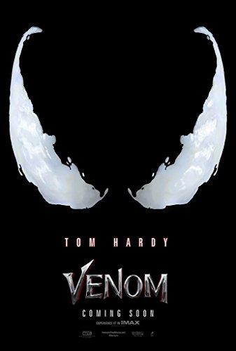 Poster Venom Tom Hardy Movie 24in x 36in Movie Promo
