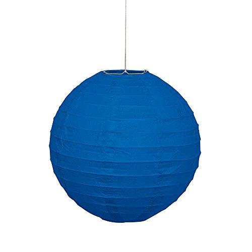 10-Round-Royal-Blue-Paper-Lantern