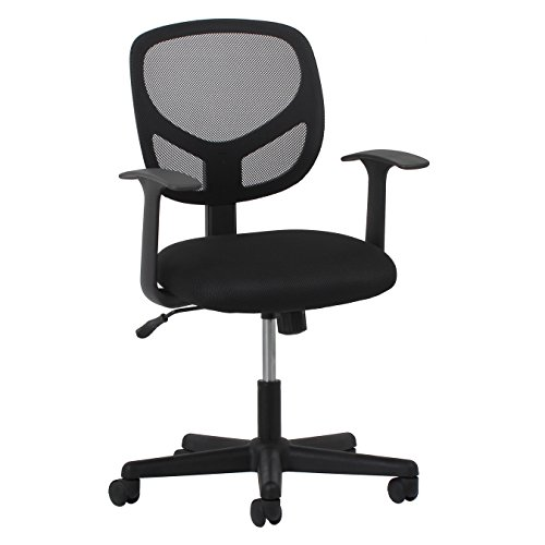 Essentials-Swivel-Mid-Back-Mesh-Task-Chair-with-Arms---Ergonomic-ComputerOffice-Chair-ESS-3001