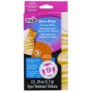 Tulip Orange One-Step Tie-Dye Refills