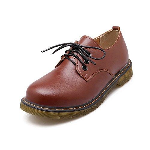 Chaussures BalaMasa marron femme PLCurEkN