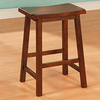 Amazon Com Saddle Seat Stools 2pcs Per Carton 24 Quot H