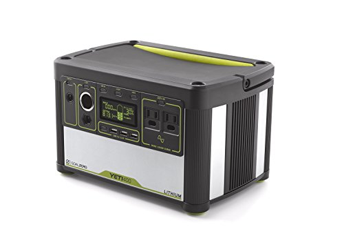 Goal Zero Yeti 400 Lithium Portable Power Station 428wh
