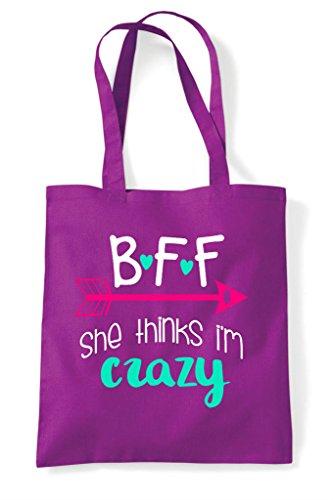 Thinks Bff I She Thinks Bff I She Bff Thinks She 8Hq7f86