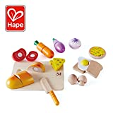 Best HaPe Baby Play Gates - Hape Chef's Choice Wooden Play Food Basics Set Review