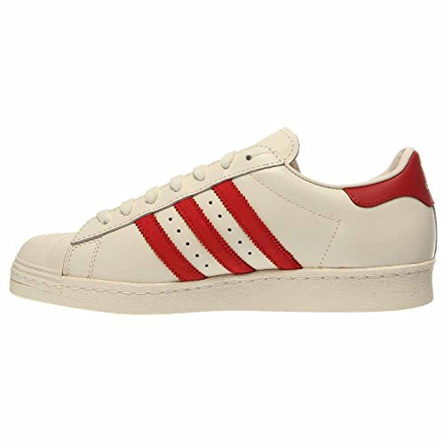 Adidas Superstar Vintage Deluxe Chaussures Femme Taille White