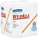 WYPALL L30 Wipers, 16 2/5 x 9 4/5, White, Pop-Up Box by Kimberly-Clark Professional Bild