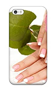 Forever Collectibles Flower Hard Snap-on Iphone 5/5s Case