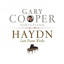 HAYDN. Late Piano Works. Cooper (SACD)
