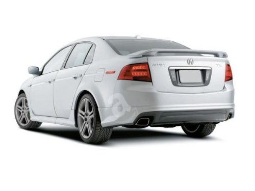 04-08 Acura TL Factory Style Wing Spoiler - Painted or Primed : B92P NIGHTHAWK BLACK