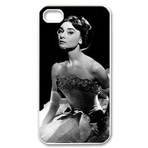 IMISSU Audrey Hepburn Phone Case for iPhone 4/4S