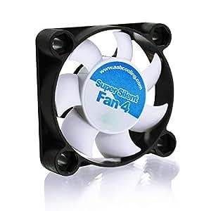 AAB Cooling Super Silent Fan 4 - Un Silencioso y Muy Efectivo Ventilador 40mm para Impresora 3D| Ventiladores | Fan 4cm | Fan PC | 4500 RPM