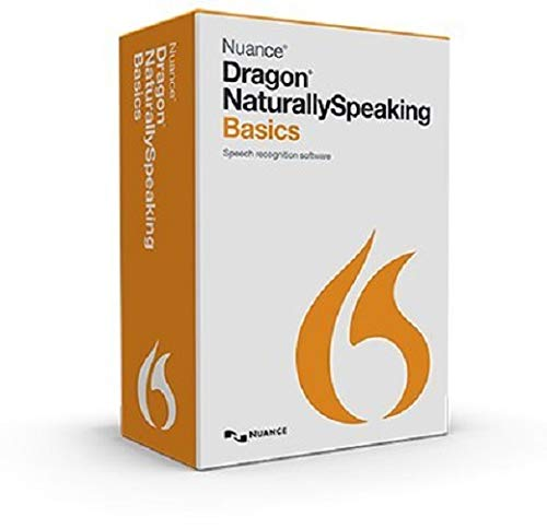 Dragon NaturallySpeaking Speech Recognition for PCs