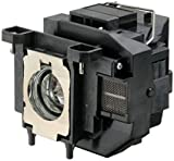 SW-LAMP LP67 Replacement Projector Lamp with Housing Fit for EB-S02 EB-S11 EB-S11H EB-S12 EB-SXW11 EB-SXW12 EB-W01/EB-W02/ EB-W11 EB-W12 EB-W16 EB-W16SK B-X02 EB-X11 EB-X12 EB-X14