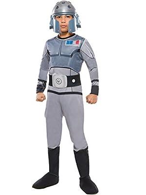 Rubie's Star Wars Rebels Agent Kallus Costume for Kids