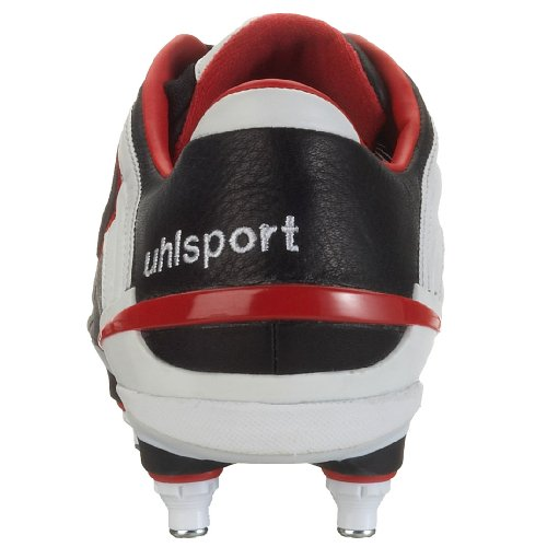 Nero Adulto 44 Uhlsport schwarz Unisex red01 black Sneaker tqnCwHg6wx
