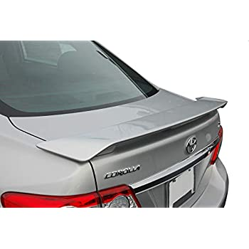 Factory Style Spoiler made for the 2012-2018 Nissan Versa Painted in the Factory Paint Code of Your Choice 516 K23