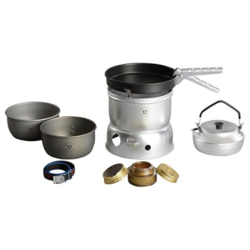 TRANGIA 27-0 UL Hard Anodized Stove Kit by Trangia B00JEOVYAS