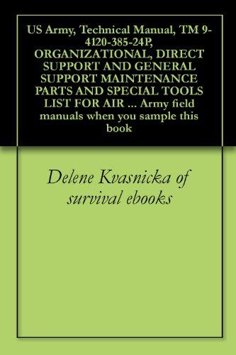 amazon com us army technical manual tm 9 4120 385 24p rh amazon com United States Army Field Manuals U.S. Army Field Manual Compass