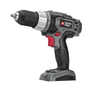 Porter Cable PC1801D 18v Ni-cd or lithium-Ion Driil (Bare-tool)