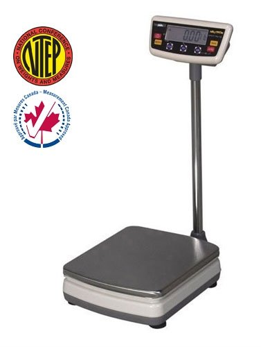 Summit Measurement APM Series NTEP Laundry Scale with Pillar by Summit Measurement