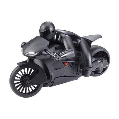 The Black Series Lean Machine Radio Controlled High Speed RC Motorcycle with Leaning Function: Toys & Games