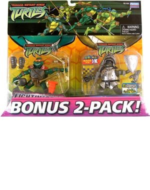 Amazon.com: teenage mutant ninja turtles Bonus Pack de 2 ...