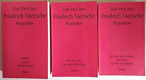 Friedrich Nietzsche: Biographie (German Edition)