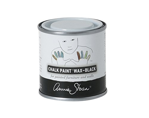 Price comparison product image CHALK PAINT (R) Wax - Black (120mL) - Annie Sloan - Colored Wax